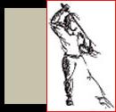 dessin d'un entrainement avec armes du taichi