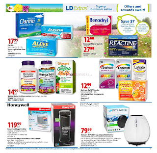 London Drugs Flyer Great Deals valid March 22 - 28, 2018