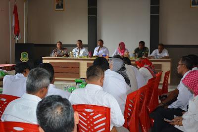 Wakil Bupati Ingatkan Kepala Desa Agar Hati-Hati Menggunakan Dana Desa