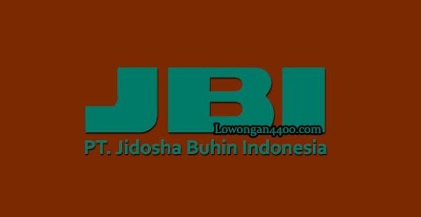 Lowongan Kerja PT. Jidosha Buhin Indonesia Karawang 2020
