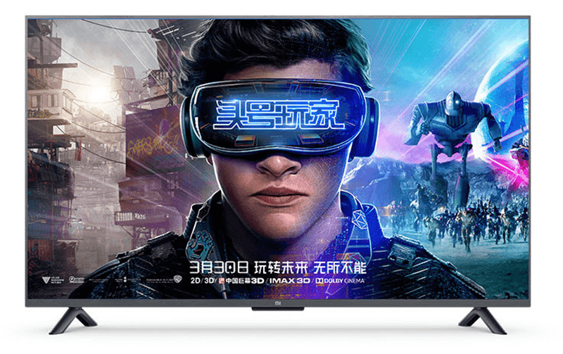 Xiaomi Mi TV 4S 55-inch with 4K HDR and AI voice remote goes official