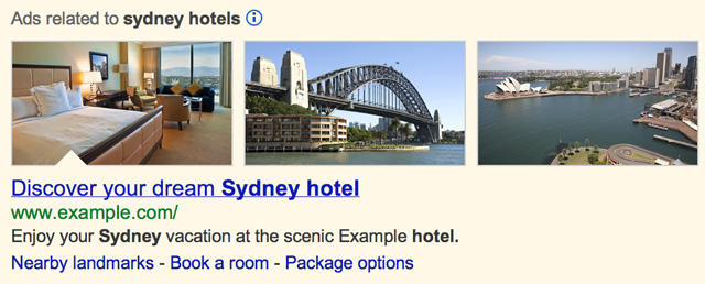 Google Adwords Picture Extension