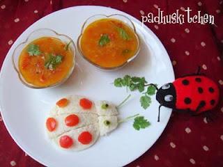 Side dish for idli, dosa