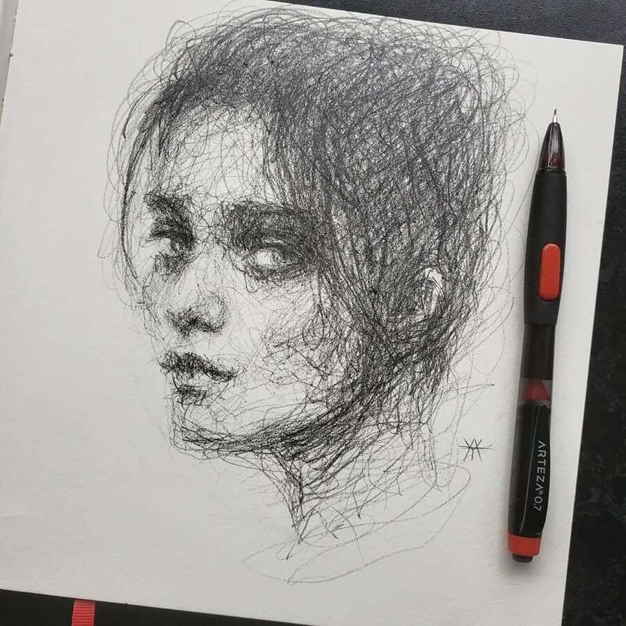 07-Scribble-Portraits-Liz-Y-Ahmet-www-designstack-co