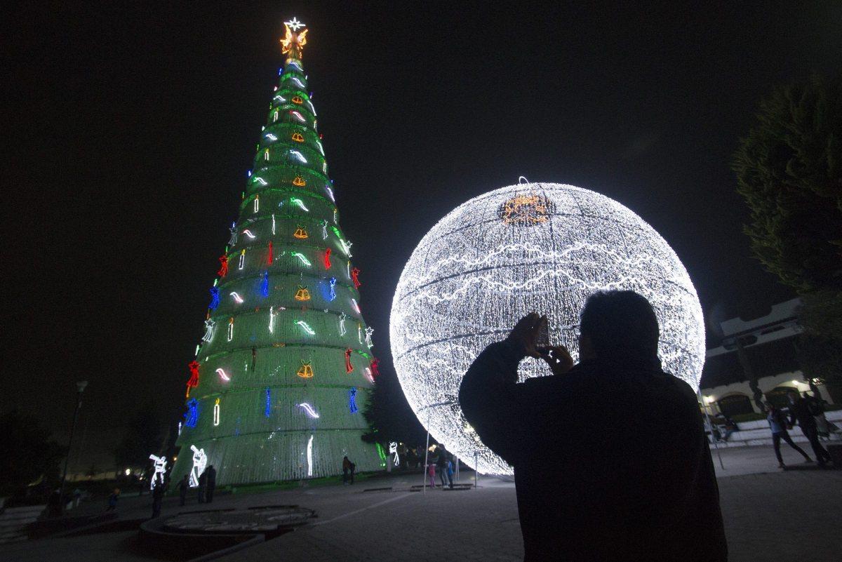 La Feria de la Esfera en Chignahuapan te espera.
