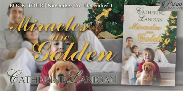 Miracles are Golden tour banner