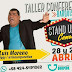 """Taller Conferencia """"Stand Up Comedy"""""""
