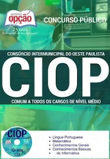 Apostila Concurso CIOP-SP Professor de Educação Infantil