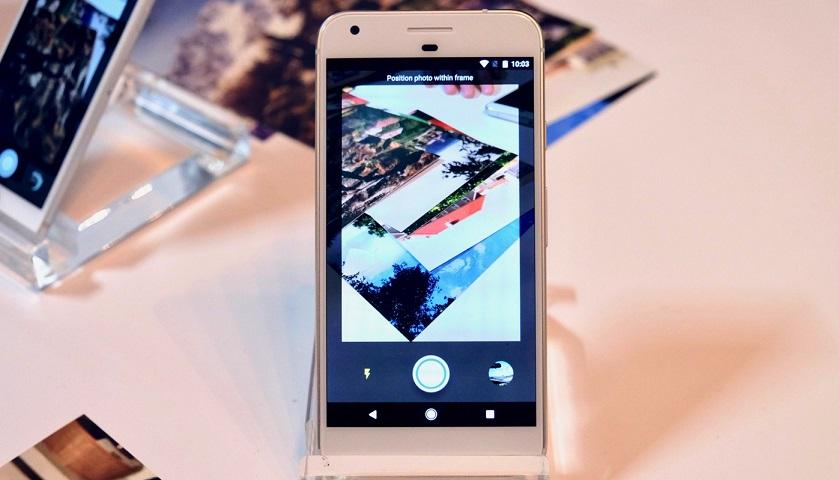 Google lanserar PhotoScan - skanna dina foton med dina smartphone