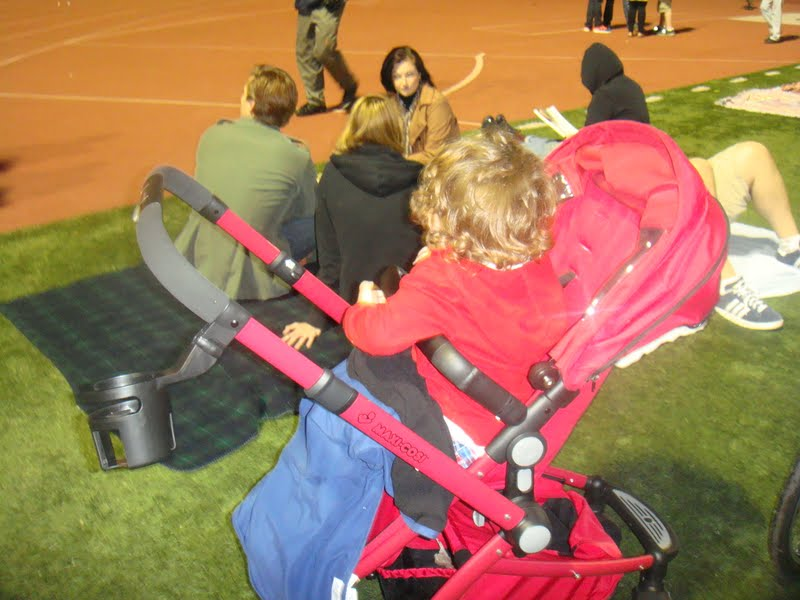 StrollerQueenReviews: 2011 Maxi Cosi Foray LX Review