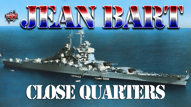 World of Warships Devs - jean bart Tier IX French Premium Battleship