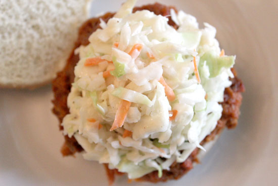 Creamy, Sweet, Southern Cole Slaw