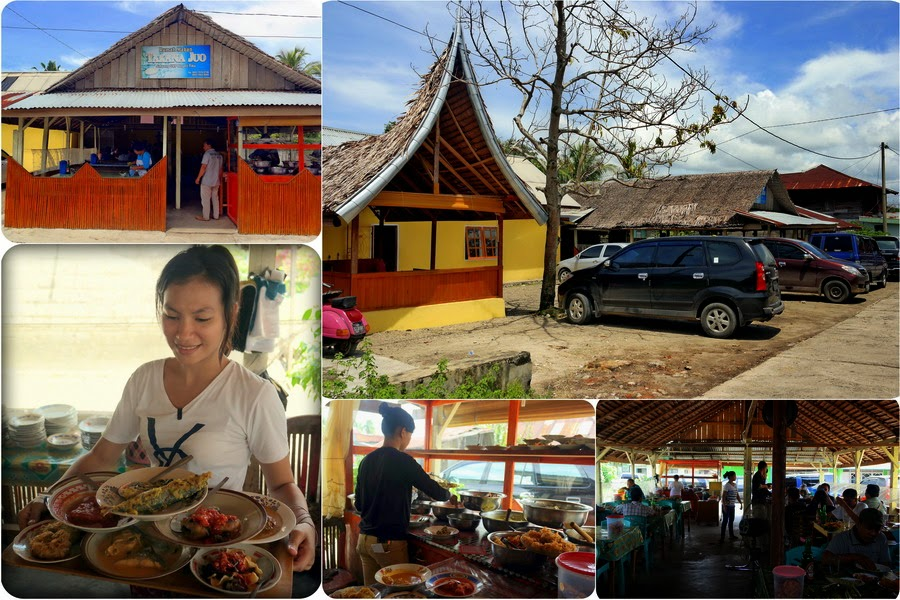 Rumah Makan Takana Juo Padang