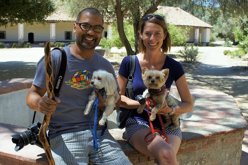 Dog Friendly La Purisma Mission Central California Weekend Getaway