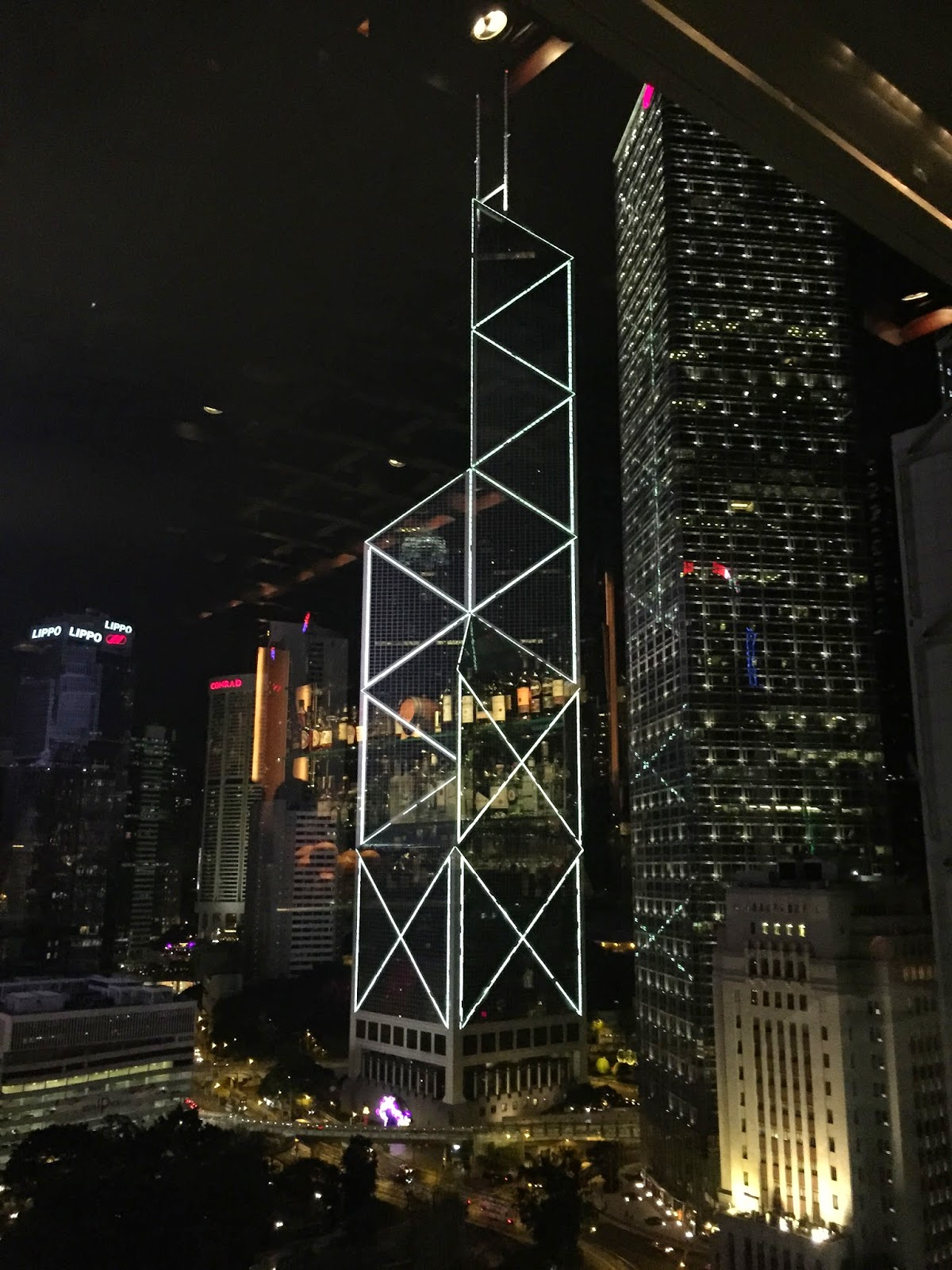 Pierre Mandarin Oriental Hong Kong restaurant french michelin star view