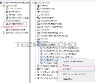 cara mengatasi laptop yang tidak sanggup mendeteksi wifi Solusi Wifi Laptop Tidak Terdeteksi Di Windows 7, 8, 10