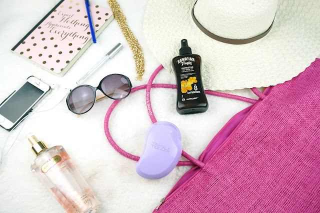 Dino's Beauty Diary - What's In My Beach Bag? With Boohoo*