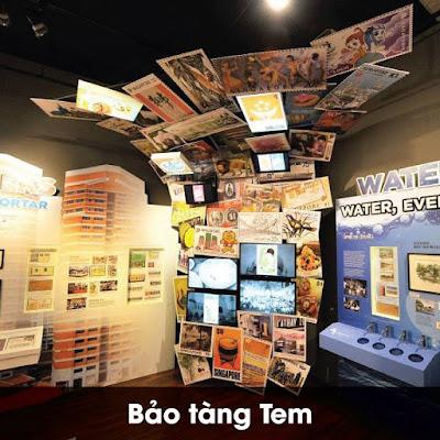 Bảo tàng Tem - Singapore Philatelic Museum