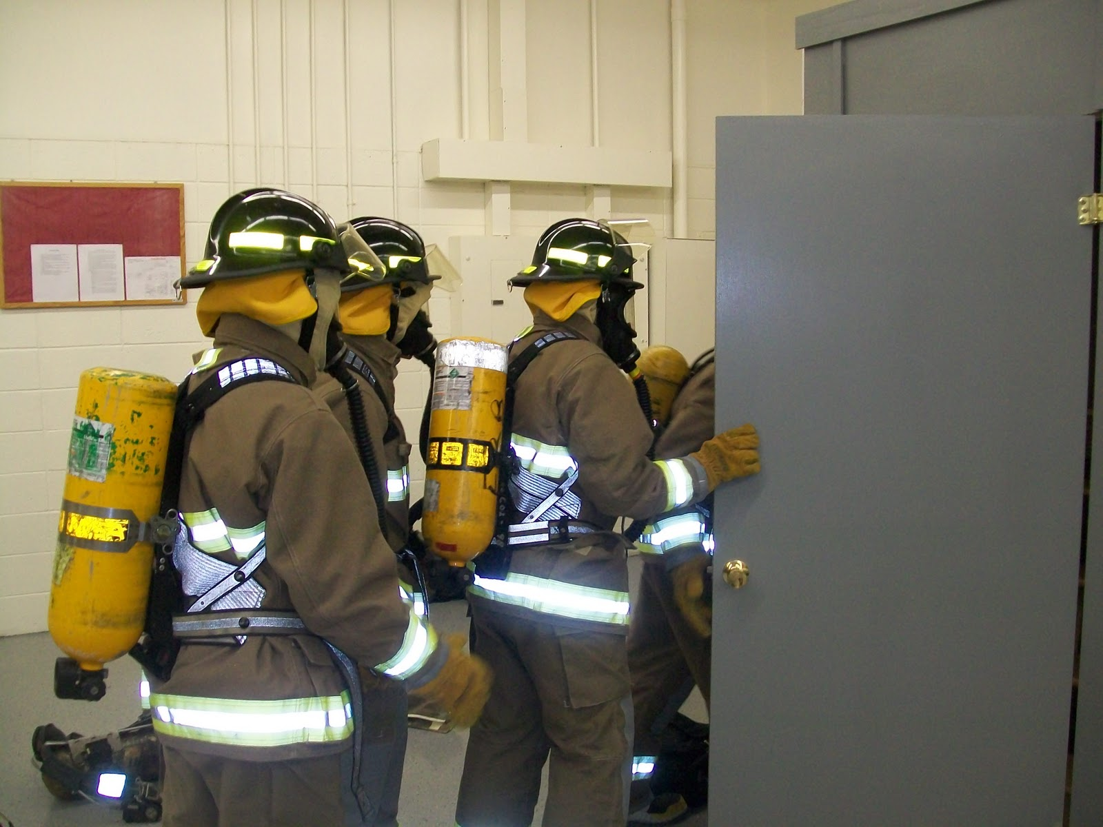 CTC Firefighting Program: Introduction to Firefighting 2/24/11