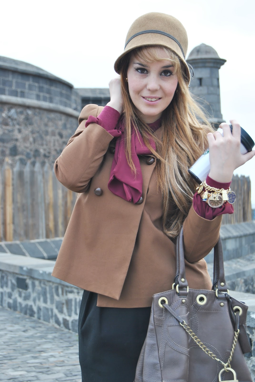 starbucks coffee, nery hdez, asos, hat