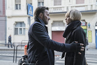 Red Sparrow Jennifer Lawrence and Joel Edgerton Image 1