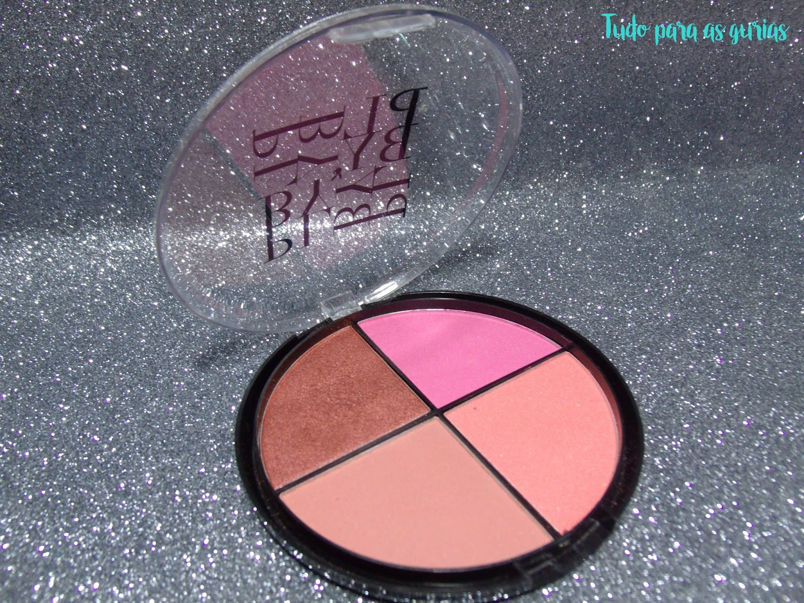 quarteto de blush; playboy make up; maquiagens; blush