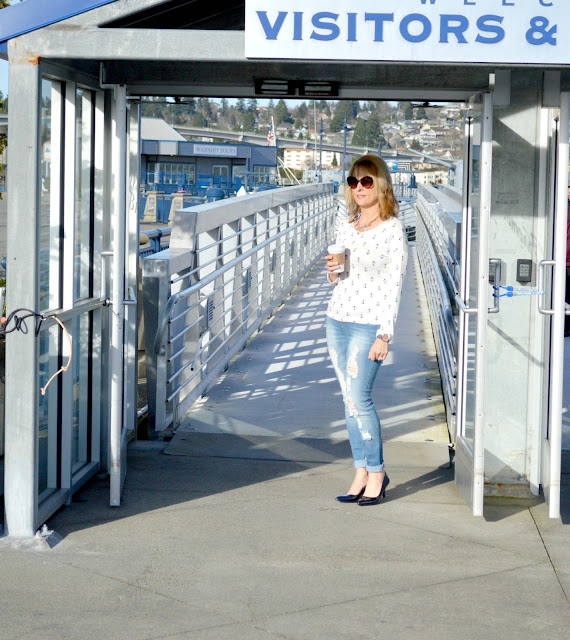 Fashion, fblogger, seattle, nautical, macys, trend, spring, bremerton