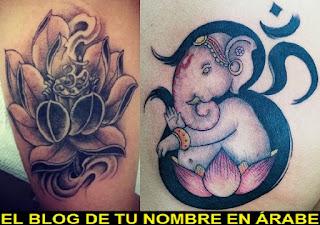 Tatuajes del simbolo de om