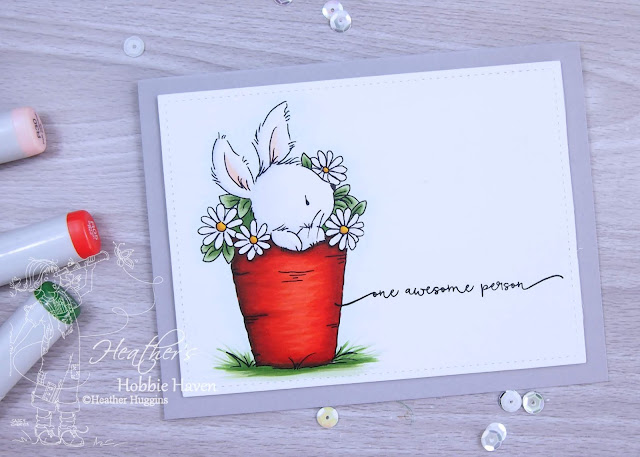 Heather's Hobbie Haven - Bunny Pot Class