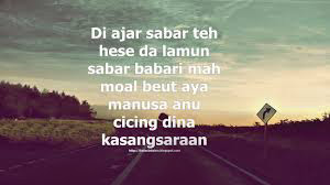 """"""" Bijak Bahasa Sunda """""""
