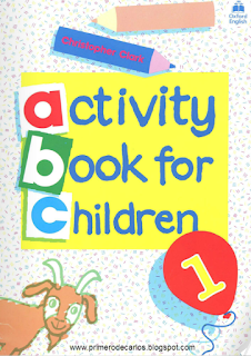 ACTIVITY BOOK FOR CHILDREN OXFORD ENGLISH (32 FICHAS)