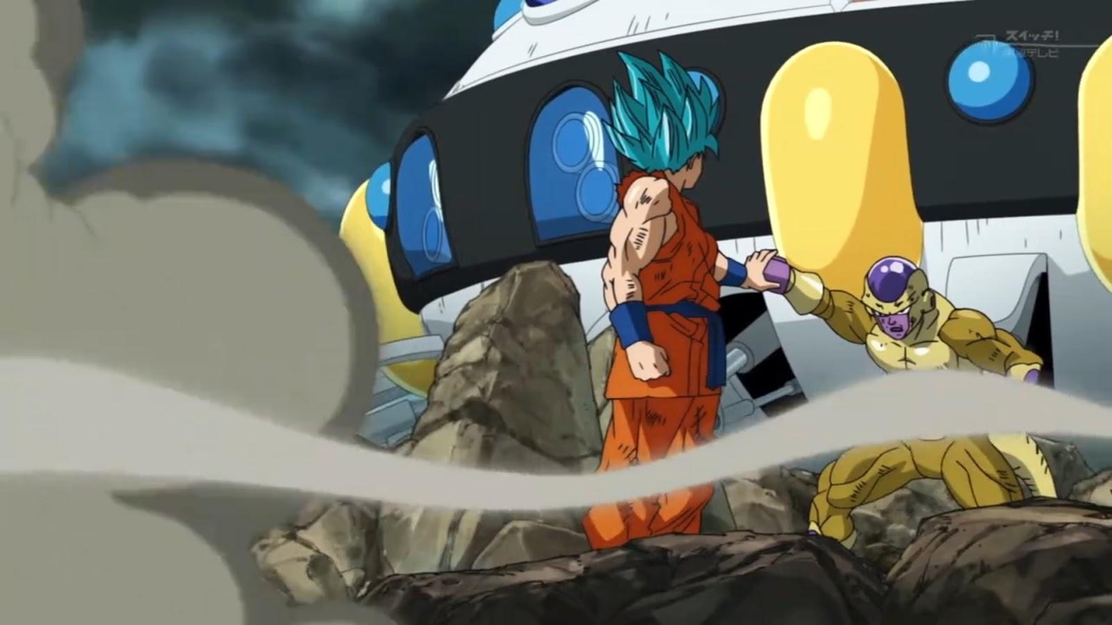 Dragon Ball Super: Episódio 26 – Uma oportunidade de vencer! O contra-ataque de Son Goku!