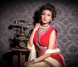 Bidya Sinha Saha Mim Beautiful