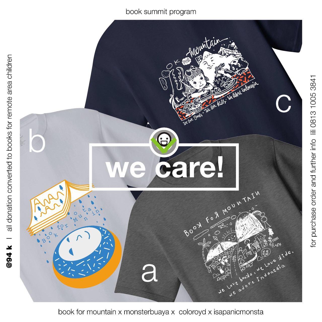 poster pre order t-shirt book formountain