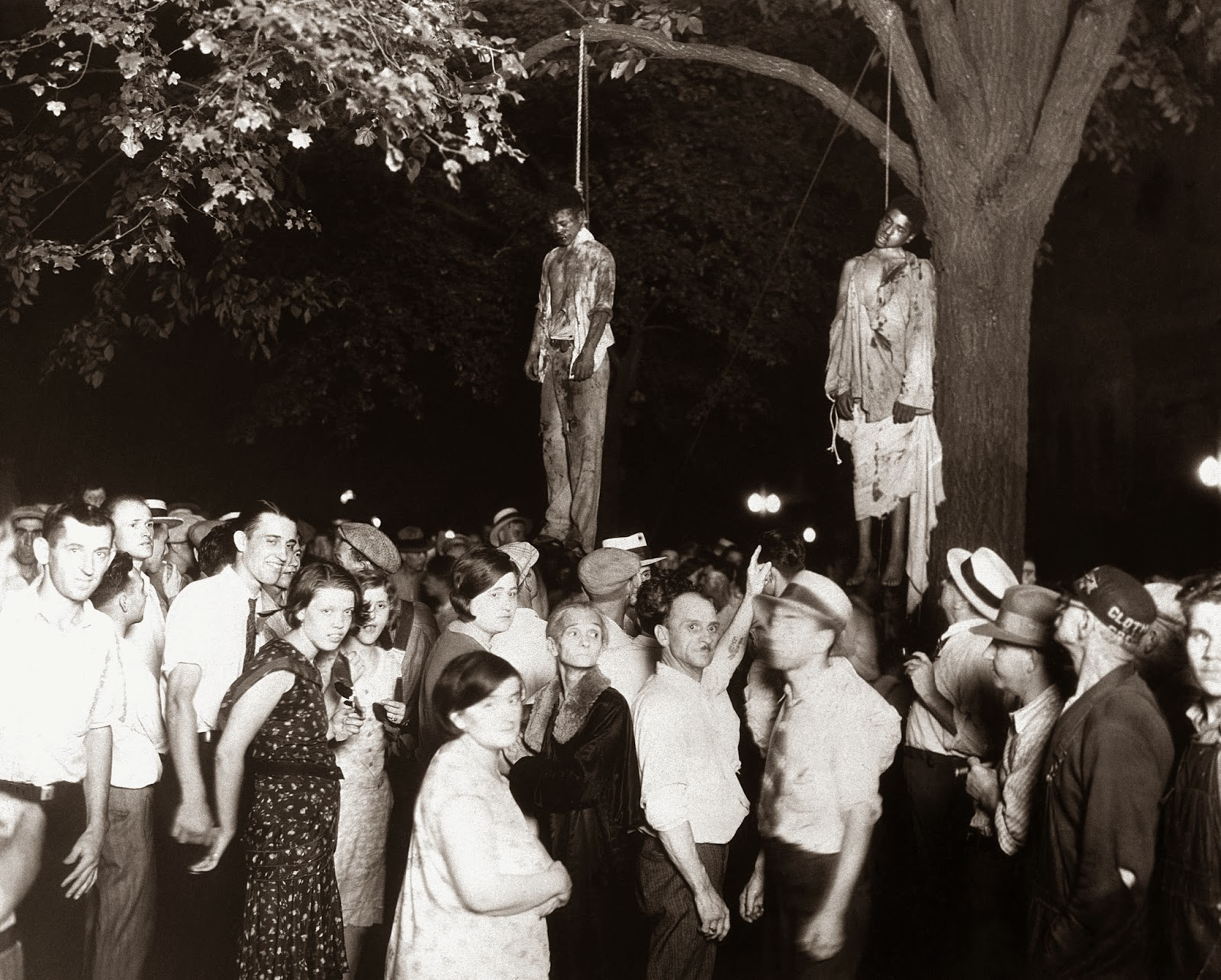 Lynching of Thomas Shipp and Abram Smith, 1930