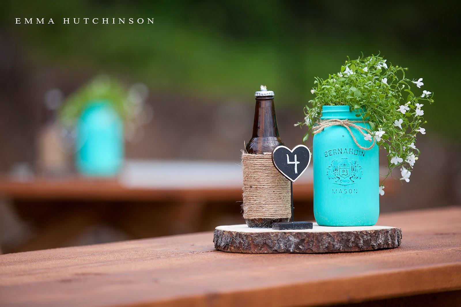 Newfoundland backyard wedding photographed by Emma Hutchinson Photography