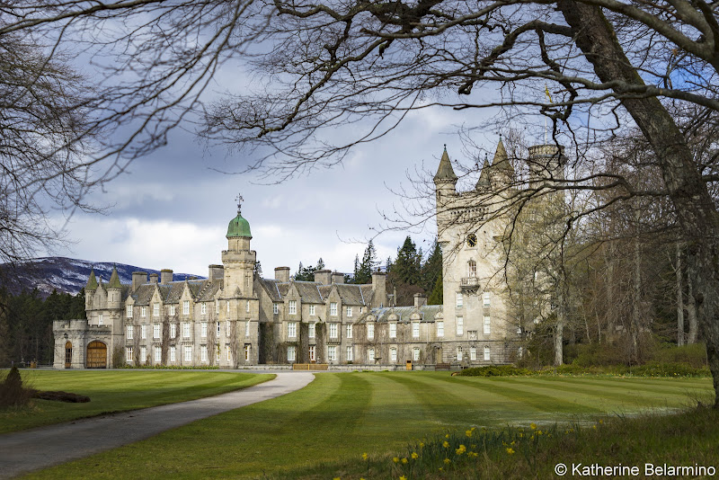 Balmoral Castle Scottish Highlands Road Trip Itinerary