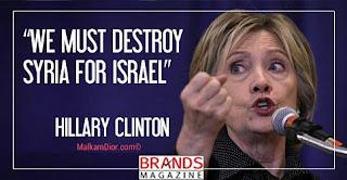 Hillary Clinton Defends Trump Syria Attack