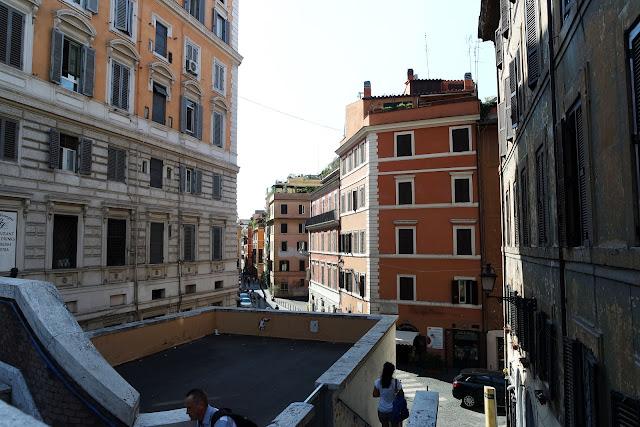 Roma, Rome, blog, vlog, road trip, Monti, Barberini, Cavour, Tibre,