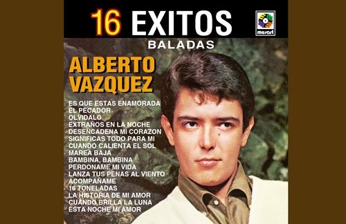 El Pecador | Alberto Vazquez Lyrics