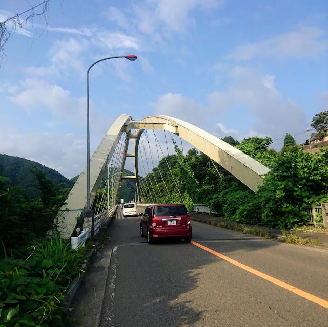 道志みち 上野田大橋