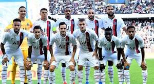 باريس سان جيرمان يتاهل لربع نهائي كأس فرنسا بعد الفوز على فريق باو إف سي بثنائية