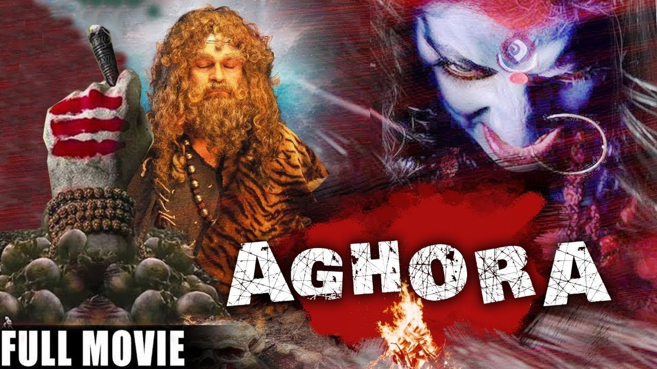 AGHORA 2020 Hindi Dubbed 720p HDRip 999MB