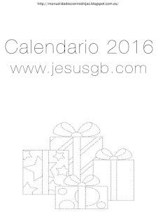 Calendario 2016 - portada