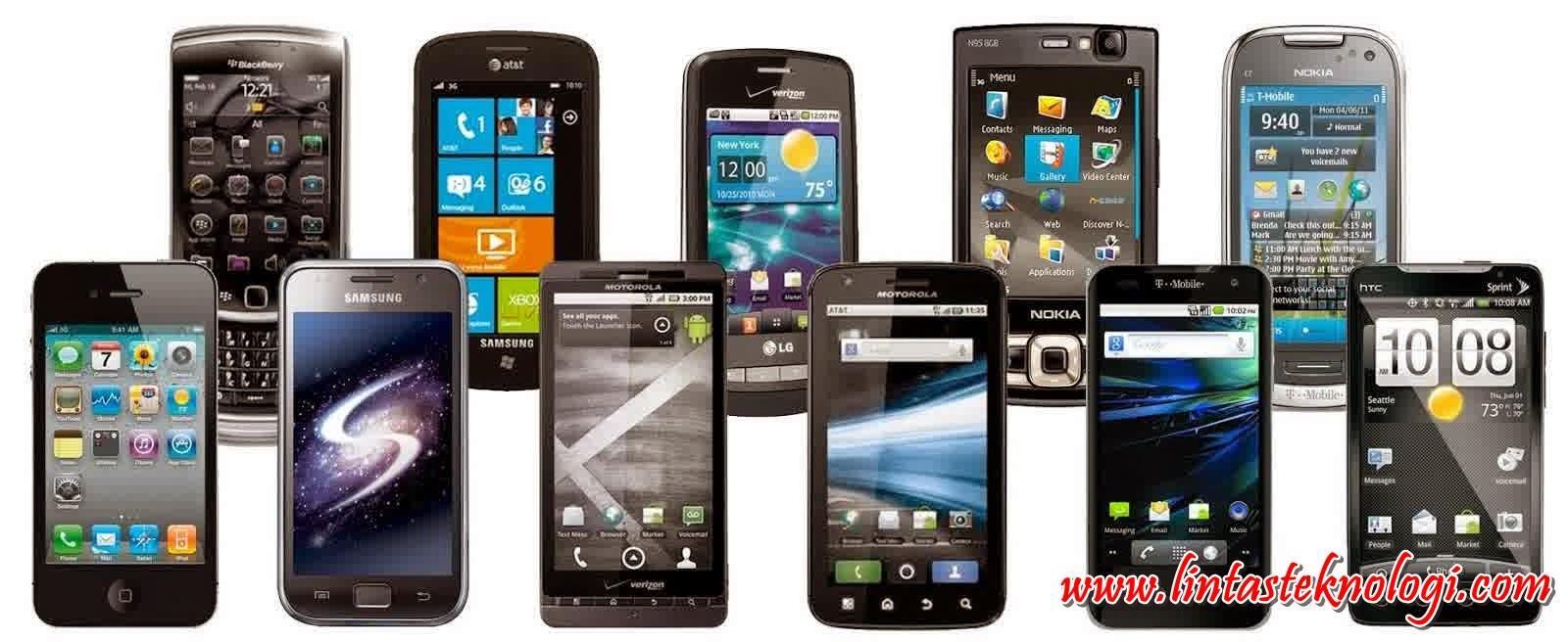 Smartphone Android Terbaru 2015