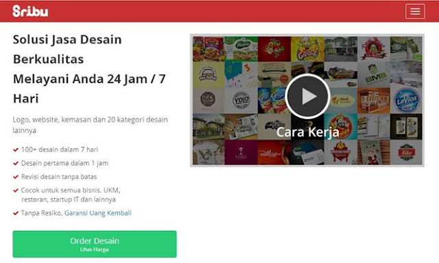 Sribu Lowongan Kerja Online Freelancer