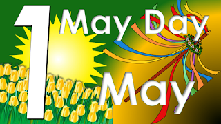 May day in 01 may