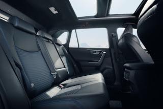 Toyota RAV4 (2019) Interior