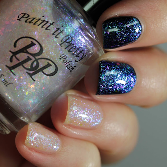 Paint It Pretty Polish We Go Where No One Goes swatch by Streets Ahead Style