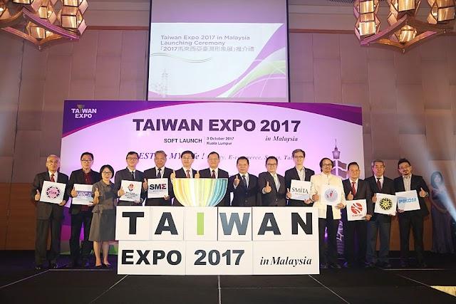 Nantikan Ekspo Taiwan Terbesar November ini !